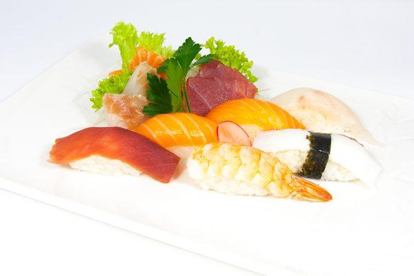 Sushi e Barca
